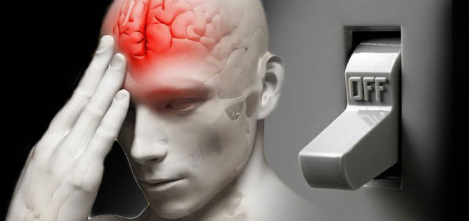 Scary Thought: Scientists build an 'off switch' for the brain 1