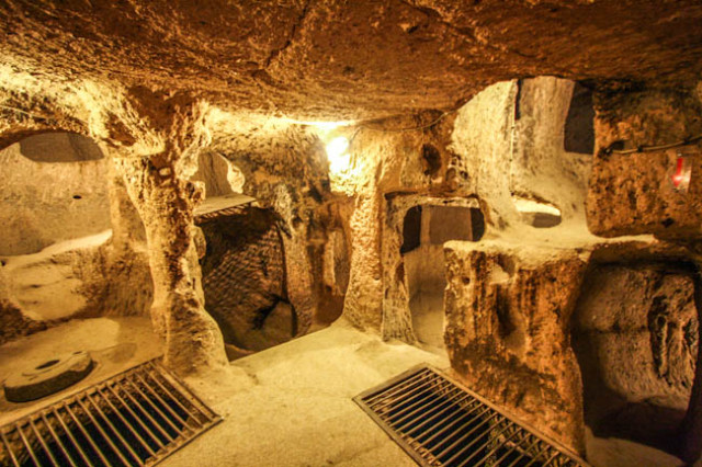 Massive Underground City Discovered Beneath House-Could Accommodate Over 20,000 People-13 Stories Deep, 13,000 Air Shafts and Much More 12