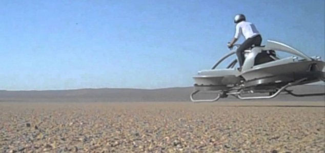Star Wars-style hover bikes coming in 2017 86