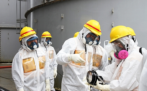 Japan Begins Purposely Dumping 100s Of Tons Of Radioactive Water From Fukushima Into The Pacific 4