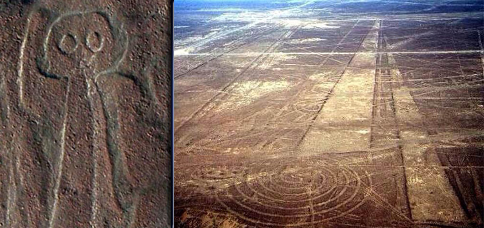 Newly Discovered Mysterious Rock Lines in Peru Older Than Nazca 109