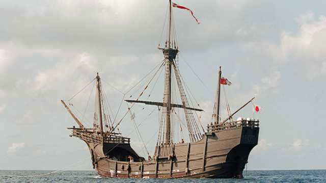 Wreckage of Columbus' famous ship, Santa Maria possibly found 42
