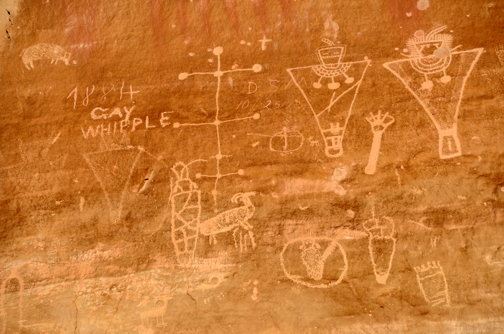 The Haunting Rock Art of Sego Canyon – Extra-Terrestrials or Spiritual Visions? 4