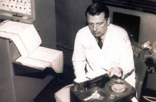 Stanley Krippner at Maimonides Medical Center