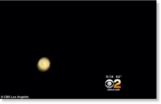 Mystery lights spotted by residents across hundreds of miles of southern California 9