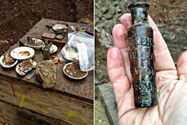 Archaeologists recreate Elixir of Long Life recipe from unearthed bottle  93