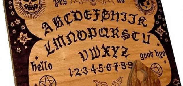 3 people 'possessed' when using Ouija board 3