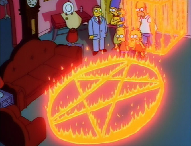 The Simpsons Predicts 6-22-14 Nuclear Terror Attacks 1