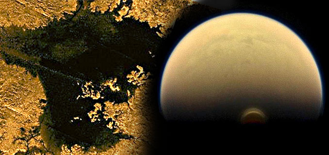 Mystery island vanishes on Saturn's moon Titan 28