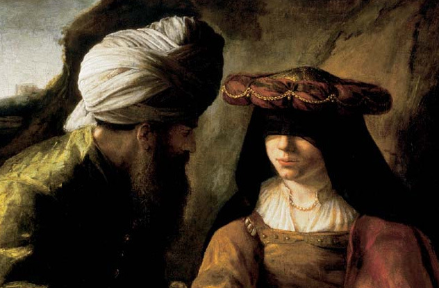 10 Shadowy Biblical Characters No One Can Explain 88