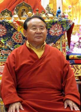 ControversialSogyalRinpoche