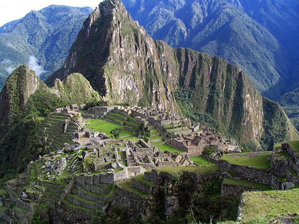 Machu Picchu's E.T Connection 32