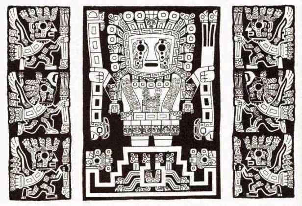 Machu Picchu's E.T Connection 7