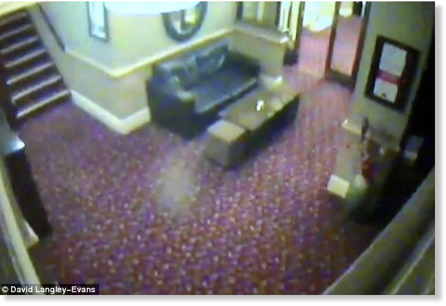 Pub landlord catches 'spirit' on security camera in Llanelli, Wales  101