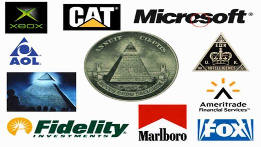 "Top 10 Things You Shouldn't Know About The Ubiquitous ""Illuminati"" 518"
