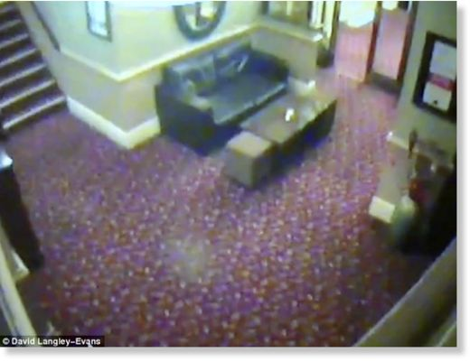 Pub landlord catches 'spirit' on security camera in Llanelli, Wales 6