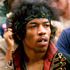 """Jimi Hendrix: September 18, 1970 had choked in his own vomit as they """"say"""""""