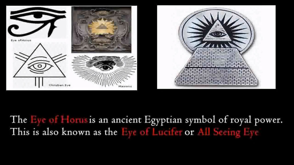 "Top 10 Things You Shouldn't Know About The Ubiquitous ""Illuminati"" 644"