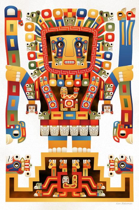 Machu Picchu's E.T Connection 6