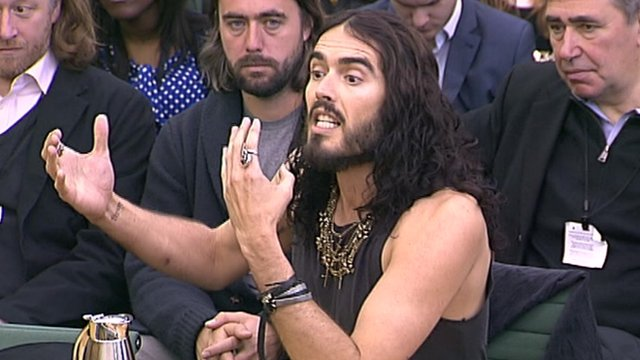"Russell Brand Destroys The ""War On Drugs"" In Under 7 Minutes 30"