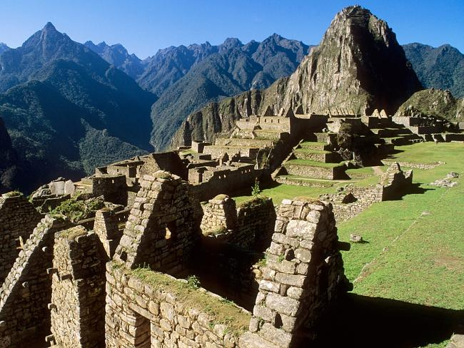 The popular tourist attraction Machu Picchu is said to be haunted by numerous spirits.