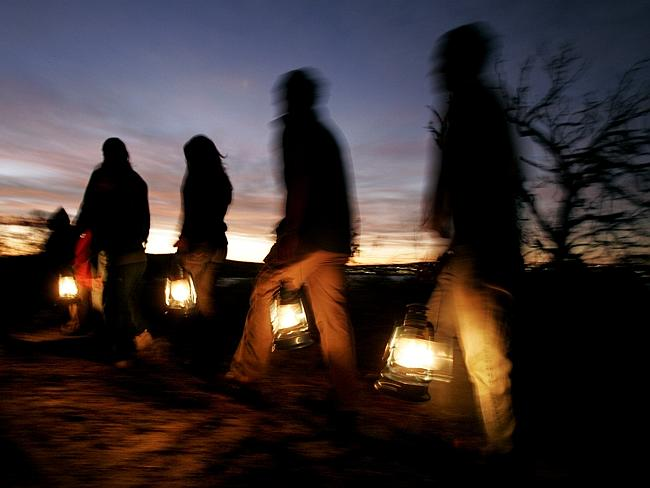 Ghost tours at the North Head Quarantine Station are a fun and frightening way to spend a