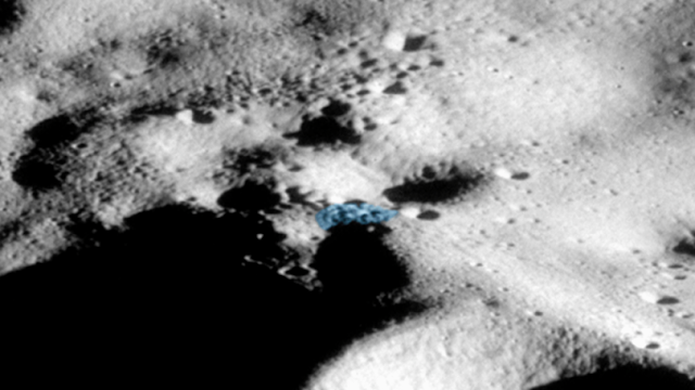 Extraterrestial Alien Bases on the Moon and Mars? 144