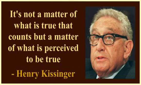 Henry Kissinger on the Assembly of a New World Order 31