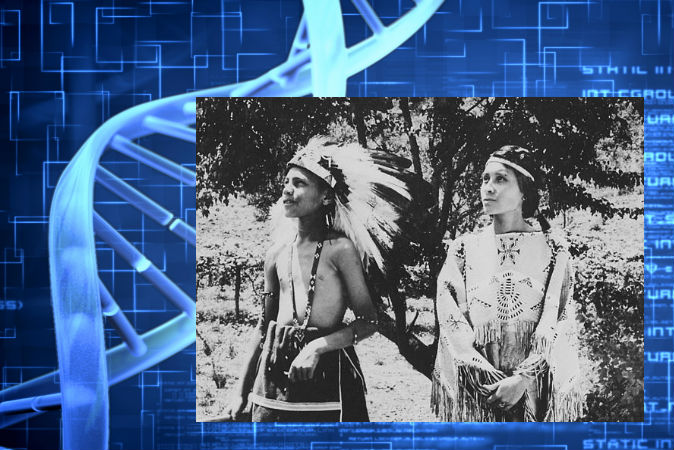 Geneticist Traces Mysterious Origins of Native Americans to Middle East, Ancient Greece 109