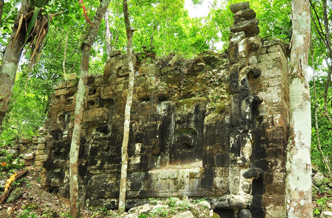 Ancient Mayan cities found in Mexican jungle 19