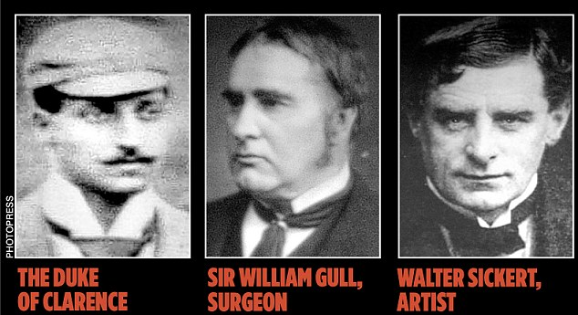 Jack the Ripper unmasked: How amateur sleuth used DNA breakthrough to identify Britain's most notorious criminal 126 years after string of terrible murders 15