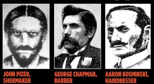 Jack the Ripper unmasked: How amateur sleuth used DNA breakthrough to identify Britain's most notorious criminal 126 years after string of terrible murders 101