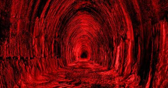 The Mystery of the Ancient Roman Tunnel to Hell 1