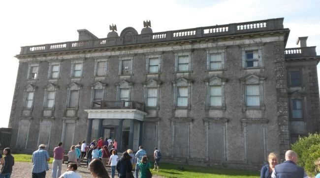 'Ghost of little girl' photographed in notorious haunted mansion Loftus Hall 10