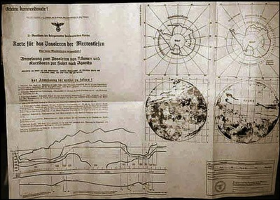 Third Reich Maps of the Inner Earth 8