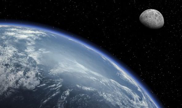 Extraterrestrial organisms are continually raining down on earth
