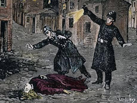 A Ripper murder