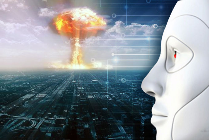 Elon Musk: Artificial Intelligence Could Wipe Out Humanty 86