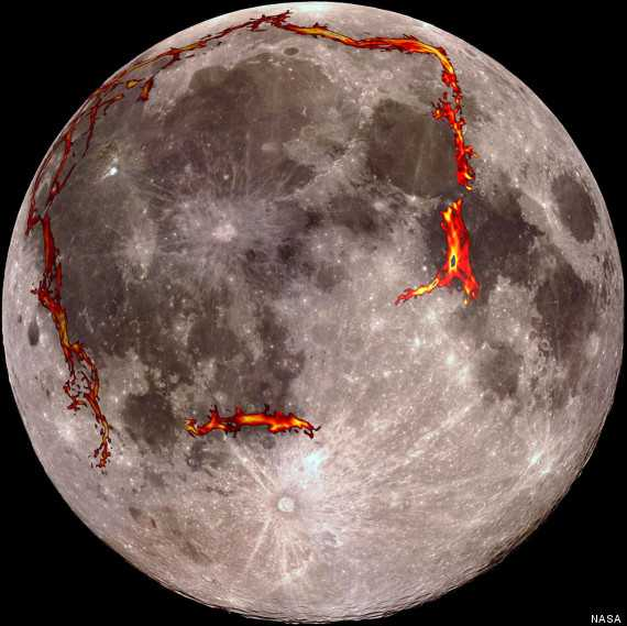 There Is A Giant Square Structure Hidden Under The Moon, Says NASA 86
