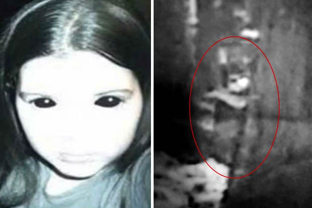 Psychic gets best photo yet of Black Eyed Child ghost 8