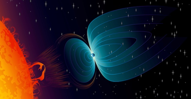 The Earth's Magnetic Field Could Flip Within Our Lifetime 86
