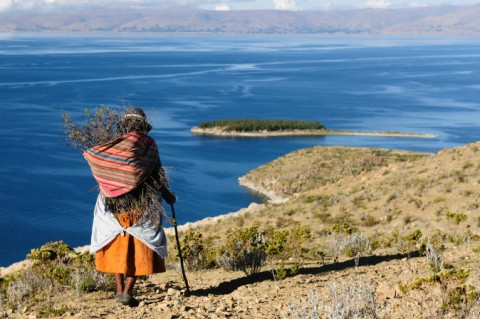 Lake Titicaca, Bolivia (Shutterstock)