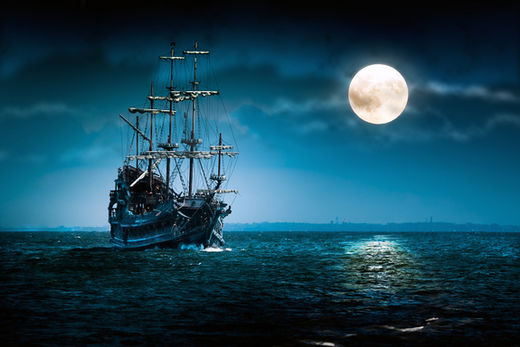 Six haunting tales of ghost ships throughout history  95