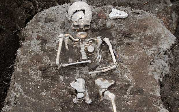 'Vampire grave' found in Bulgaria 3