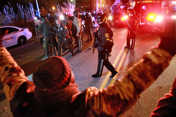 Did They Want More Violence In Ferguson? 10 'Coincidences' Too Glaring To Ignore 44