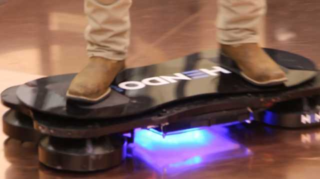 AMAZING! The FIRST Hoverboard GOES on SALE on 21st October 2015!  87