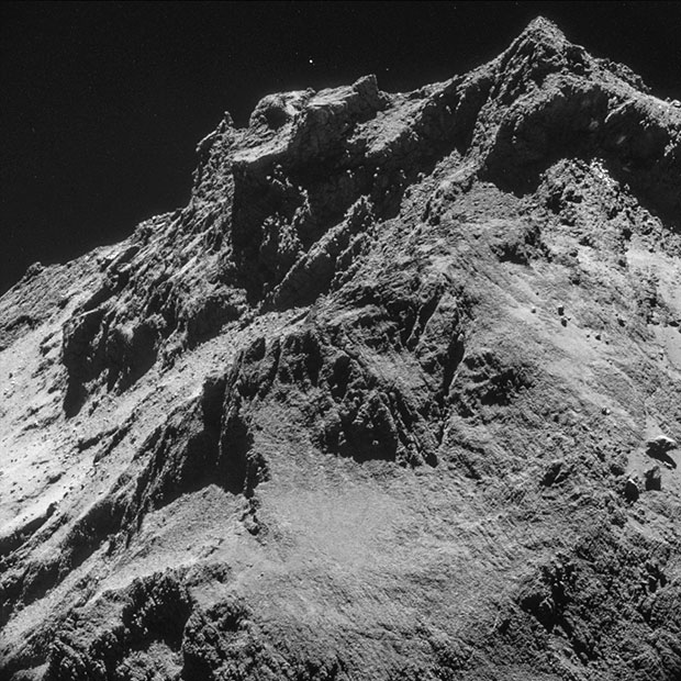 Philae discovers organic molecules on comet 27