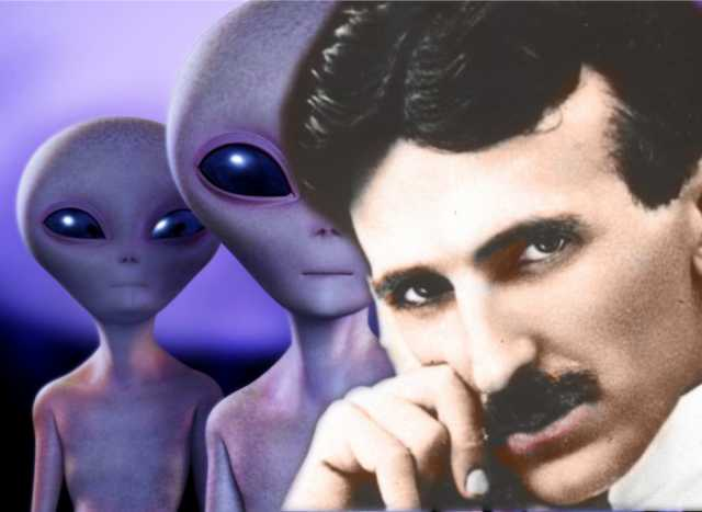 Did Tesla Have An E.T. Connection? 10