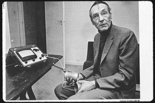 William S. Burroughs — A Thanksgiving Prayer 1