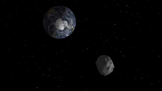 Newly discovered asteroid 2014 UR116 may threaten Earth